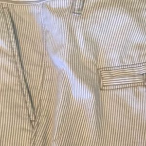 Men's Seven for all Mankind Pinstriped Slacks